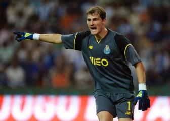 Primera victoria liguera del Oporto con Casillas como titular