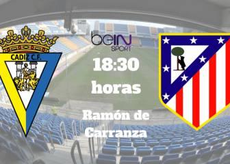 Cádiz 1 (3) - 1(2) Atlético: resumen, penaltis y goles