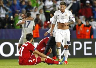Zidane señala a James