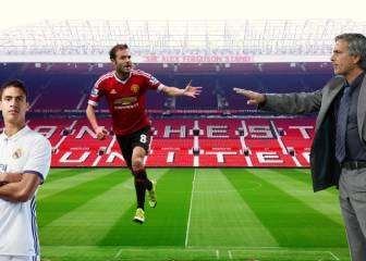 El United obliga a Mourinho a vender para fichar a Varane