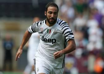 Prueba de 'Fuego' del Espanyol contra la Juventus de Higuaín