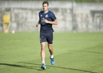 Oficial: Oriol Riera jugará como cedido en Osasuna