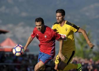 Kike García le da la victoria al Eibar en un partido igualado