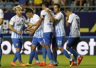 El Málaga jugará la final del Carranza contra el Cádiz