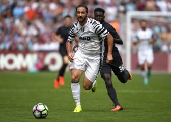 La Juventus se lo toma en serio y pone a dieta a Higuaín