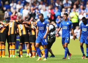 El campeón Leicester pincha y el 'Boro' de Karanka empata