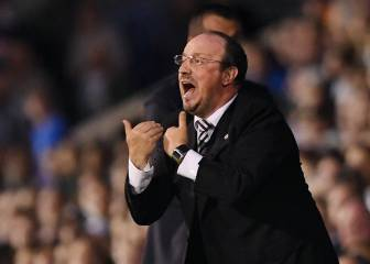 El Newcastle de Benítez vuelve a perder y se hunde en la tabla