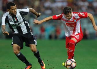 El Espanyol de Quique tutea a la todopoderosa Juventus