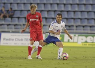 Cristo González le da al Tenerife una aburrida victoria