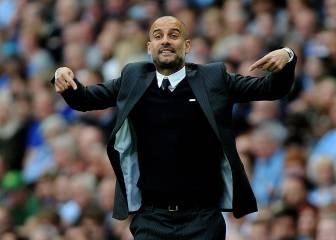 Los cinco detalles que dejó Guardiola en el debut del City