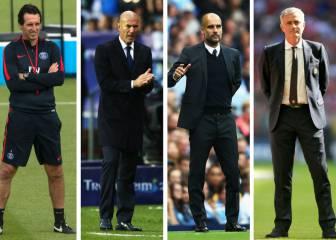 ¿Qué gran entrenador de Europa ha hecho mejor pretemporada?