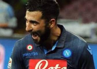Albiol quiere volver a Valencia y el Nápoles no le vende