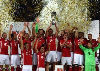 Ancelotti gana con el Bayern el título que no logró Guardiola