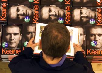 Keane escandaliza al mundo con un libro truculento (2002)