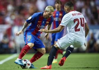 Sevilla 0 - 2 Barcelona: resumen, resultado y goles
