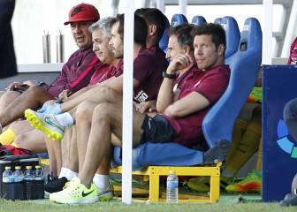 El Atlético fichará un portero para suplir la ausencia de Moyá