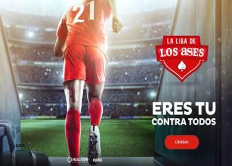 As lanza el mejor fantasy sobre el campeonato español de fútbol: La Liga de los Ases