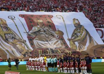 Mathieu de lateral y Arda arriba ante un Sevilla con Kranevitter