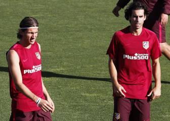 Tiago, Filipe y Thomas, lo mejor