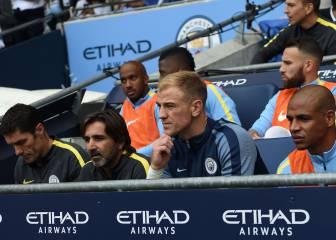 Guardiola elogia a Hart y Touré pero no les lleva a Bucarest