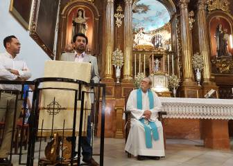 """Al Thani pidió """"hermanamiento entre cristianos y musulmanes"""""""