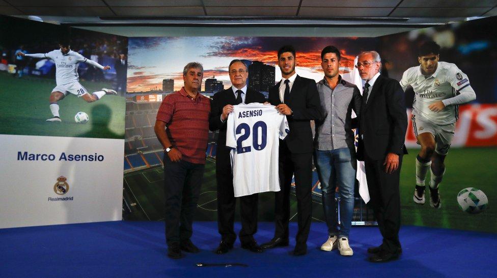 ¿Cuánto mide Marco Asensio? - Real height 1471348272_534419_1471352181_album_grande