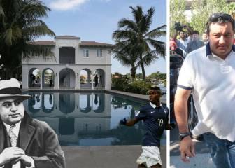 Raiola se compra la casa de Al Capone con el dinero de Pogba