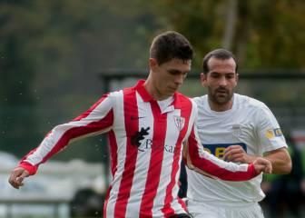 Óscar Gil se va cedido al Oviedo para seguir su progresión