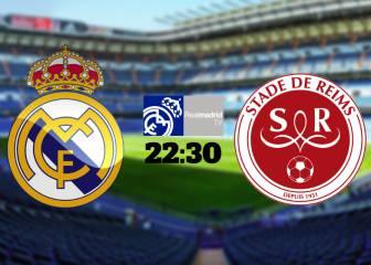 Real Madrid vs Stade de Reims en vivo online: Trofeo Santiago Bernabéu 2016