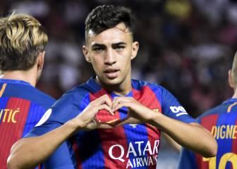 Munir se aferra con fuerza a la opción de quedarse en el club