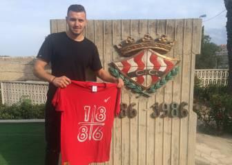 Dimitrievski llega libre y firma por dos temporadas