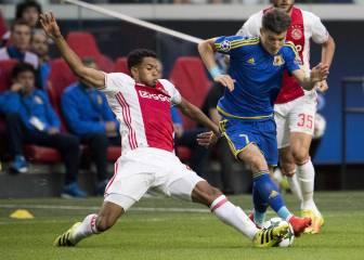 El Ajax se complica y el Glabach se asegura el pase