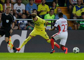 Villarreal vs Mónaco en vivo online: Previa Champions League 2016