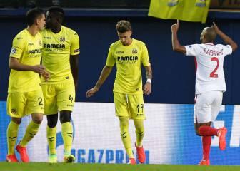 Un Villarreal de pretemporada y N'Diaye alejan la Champions