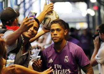 Mariano podría salir ya del Madrid e irse cedido al Leganés