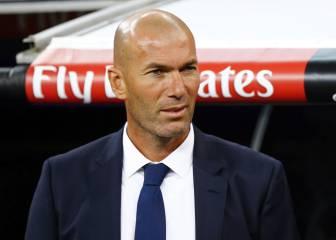 Las 6 conclusiones de Zidane antes de empezar la Liga