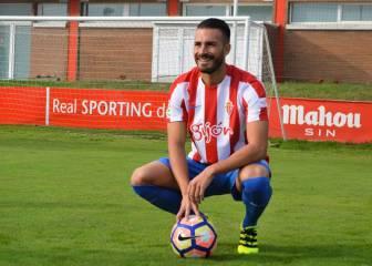 Xavi Torres llega al Sporting para dar
