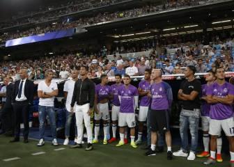 Zidane da por cerrada su plantilla con 23 efectivos