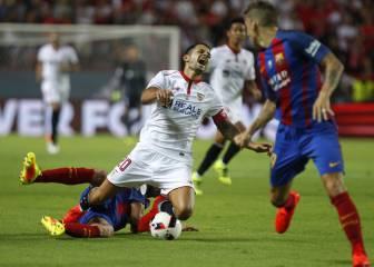 El Sevilla medirá su físico: es su cuarto partido en sólo 11 días