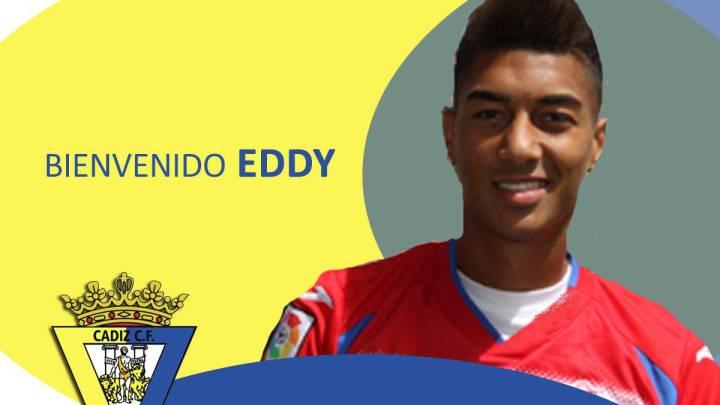 El Cádiz ficha al internacional de Azerbaiyán Eddy Silvestre