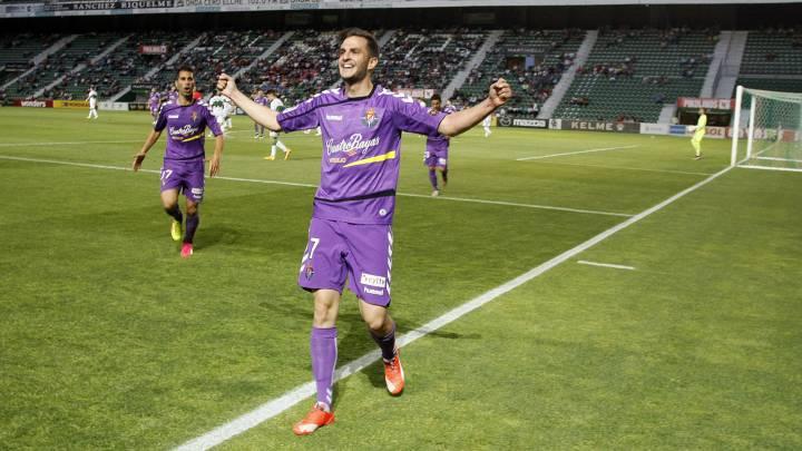 Juan Villar se lesionó y será baja durante un mes