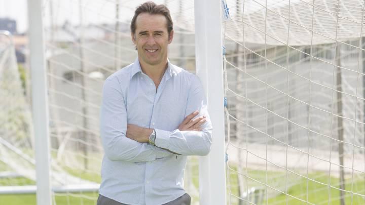 """Julen Lopetegui: """"Asensio, Saúl y Denis están en mi cabeza"""""""