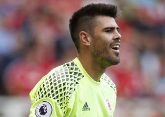 United coach Fettis kept me from giving up game - Valdés