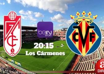 Granada vs Villarreal: resultado, resumen y goles