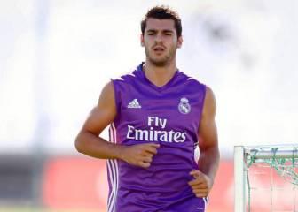 Morata jugará contra la Real Sociedad con el pie 'amoratado'