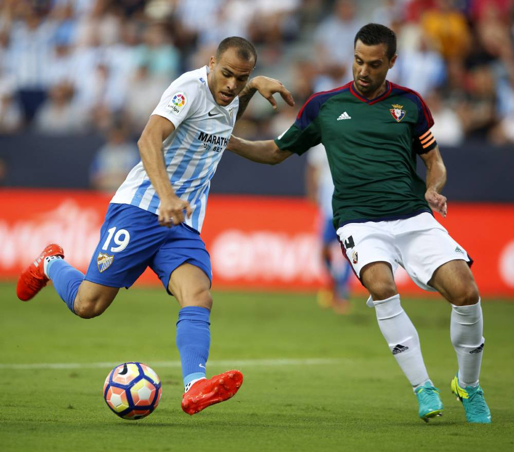 Málaga vs Osasuna en vivo y en directo online 32c04086af7ce