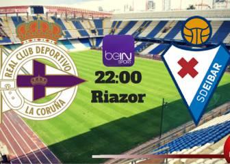 Deportivo 2 -1 Eibar: resumen, resultado y goles