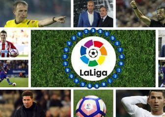 Lo que debes saber de la Liga Santander 2016/17, de la A a la Z