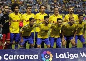 El Cádiz saca un punto en su regreso a Segunda
