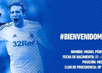 Oficial: Michu vuelve al Oviedo